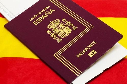 דרכון ספרדי תמונה להמחשה