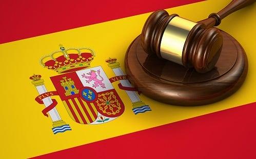 Spanish legislation
